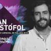 Fran Cristófol, pregonero del Carnaval 2018